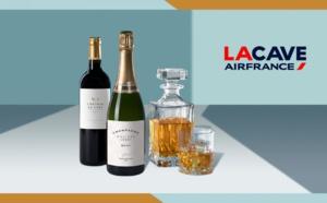 Air France se lance dans la vente de vins