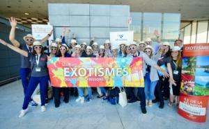 Exotismes : la Ruée vers l'or 2019... et déjà et 1, et 2 et 3 défis Exo !