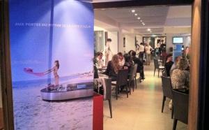 """Aéroport de Nice : succès pour la caravane """"Plaisir de Partir"""""""