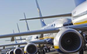 Ryanair : le bénéfice net chute de 29% sur l'exercice