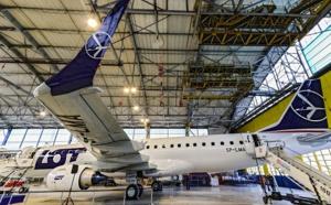 Lot Polish Airlines vise 10 millions de passagers en 2019