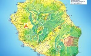 Ile de la  Réunion : les incendies n'ont aucun impact sur le tourisme
