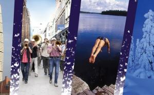 La Nuit Blanche Nordique : Danemark, Finlande, Islande et  Suède font leur promo pour l'hiver