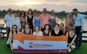Nationaltours : 13 agents de voyages en éductour au Vietnam