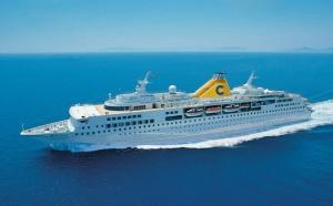 Costa Croisières accueille dans sa flotte le Costa Voyager