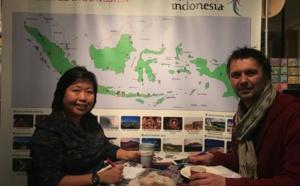 L'Indonésie part en campagne !