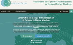 Réaménagement Nantes-Atlantique : la DGAC ouvre une concertation publique