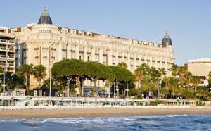 Le Carlton à Cannes sera fermé huit mois en 2012-2013
