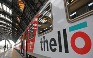 Thello : les TGV italiens sur la ligne Paris - Milan dès juin 2020