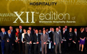 Worldwide Hospitality Awards : le palmarès de la 12e cérémonie