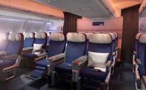 Brussels Airlines dévoile son «boutique hôtel dans les airs»
