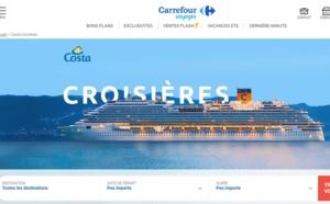 Carrefour Voyages lance une carte payante pour accéder aux promos !