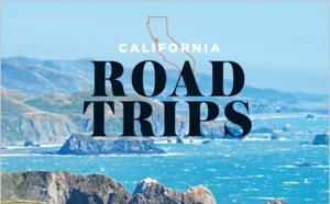 Visit California édite un guide avec 50 idées de road trips