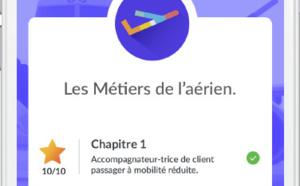 """Une nouvelle application pour découvrir """"1001 métiers de l'aérien"""""""