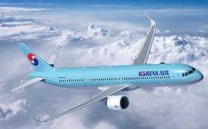 Korean Air s'associe avec Airbus pour améliorer l'aérodynamisme des avions