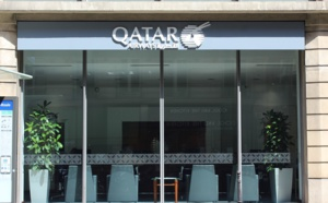 Qatar Airways déménage et ouvre une agence pour le grand public