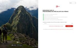 Le Pérou relance un nouvel e-learning en 2019