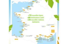 Eté 2019 : Flixbus ajoute 80 nouvelles destinations