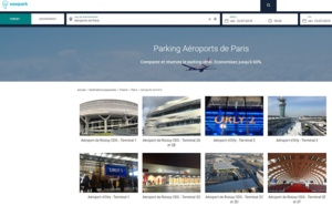 Onepark, le booking du parking, ajoute les aéroports parisiens à son catalogue