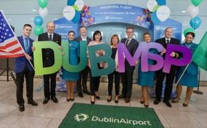 Aer Lingus s'envole vers Minneapolis