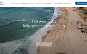 Atout France : le site de classement des hébergements fait peau neuve
