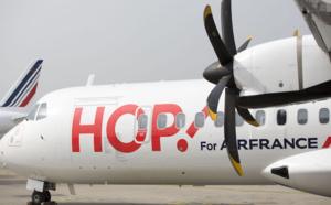 Air France Hop : les menaces de grèves PNC et pilotes s'éloignent