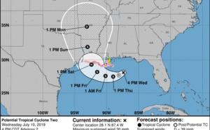 Ouragan : la Nouvelle-Orléans en état d'urgence