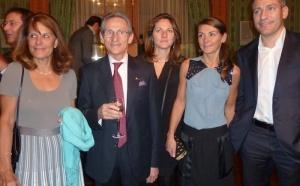 Marmara : Hervé Vighier passe le flambeau à son fils Florian