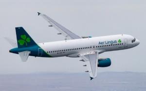 Aer Lingus augmente ses capacités entre la France et l'Irlande pour l'été 2019