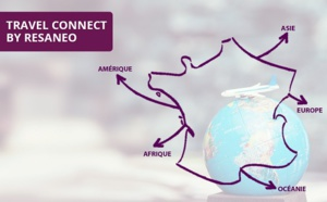 Resaneo connecte l'aéroport de Bergerac à celui de New York et Dubaï