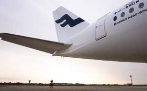 """Finnair : dans un """"environnement volatil"""" la compagnie reprend des couleurs"""