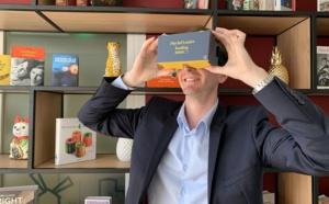 Golden Tulip : la réalité virtuelle, outil de formation professionnelle