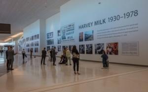 L'aéroport int. San Francisco inaugure le terminal 1 Harvey Milk