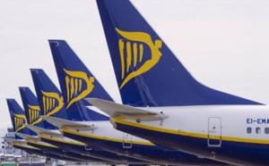 Ryanair : les bénéfices décrochent lourdement au 1er trimestre 2019