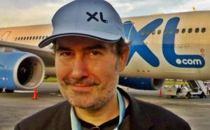 """Laurent Magnin (XL Airways) : """"Je travaille sur un concept de compagnie low cost long courrier"""""""