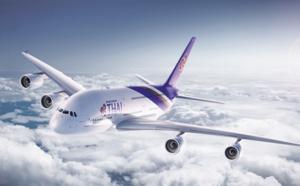 Paris- Bangkok : THAI Airways ne volera pas en A380 cet hiver