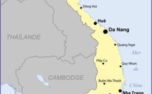 Le Vietnam attend la tempête Wipha