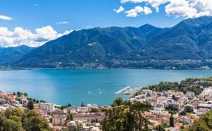 Suisse : Locarno, un balcon sur le lac Majeur