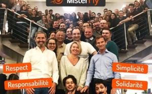 MisterFly : un million de clients en 7 mois !