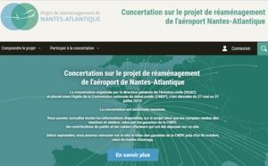 Nantes-Atlantique : fin de la concertation pour le réaménagement de l'aéroport