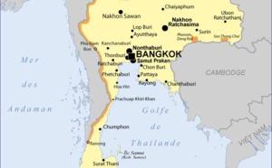 Explosions Thaïlande : le Quai d'Orsay recommande d'éviter les rassemblements