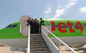 TUI Belgium intègre sa filiale marocaine Jet4you dans Jetairfly