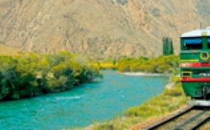 Athenaeum : une croisière en train en Asie Centrale