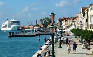 """Croisière : selon GlobalData l'arrêt des escales à Venise aura un """"impact limité"""" sur le surtourisme"""