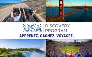 Apprenez, gagnez, et voyagez aux États-Unis avec le USA Discovery Program