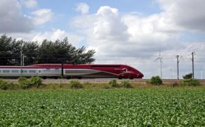 Thalys : une croissance à deux chiffres pour l'été 2019