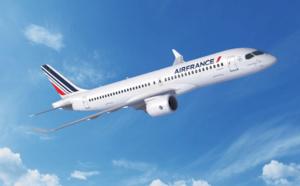 Air France : qui pilotera les futurs Airbus A220 ?