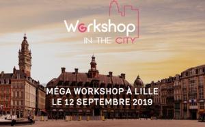 Workshop in the City : rendez-vous à Lille le 12 septembre 2019 !