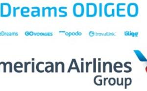 eDreams ODIGEO et American Airlines : nouvel accord de distribution basé sur NDC