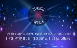 Trophées du Cœur : la soirée des pros du tourisme revient pour vous faire danser utile!